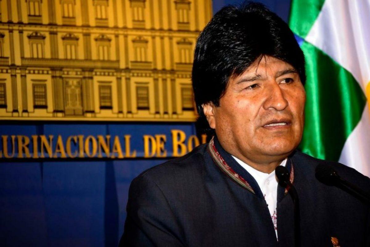 Respuesta: c) Aceptó reiniciar las relaciones diplomáticas exigiendo algunas condiciones relacionadas con la petición marítima Foto:Agencia Uno. Imagen Por: