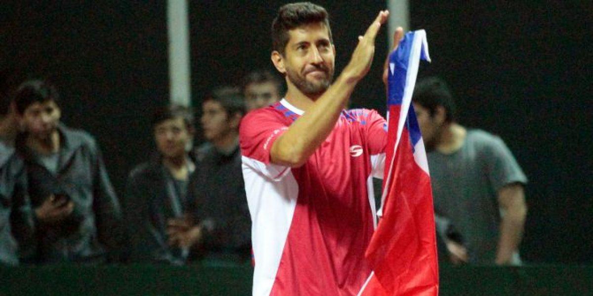 Podlipnik se acerca al top 100 en dobles tras alcanzar la final en Biella