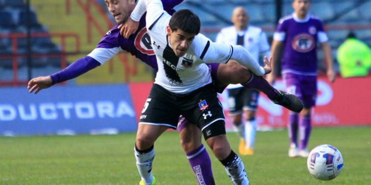 Colo Colo tiene tres descartados por lesión para su visita a Ñublense