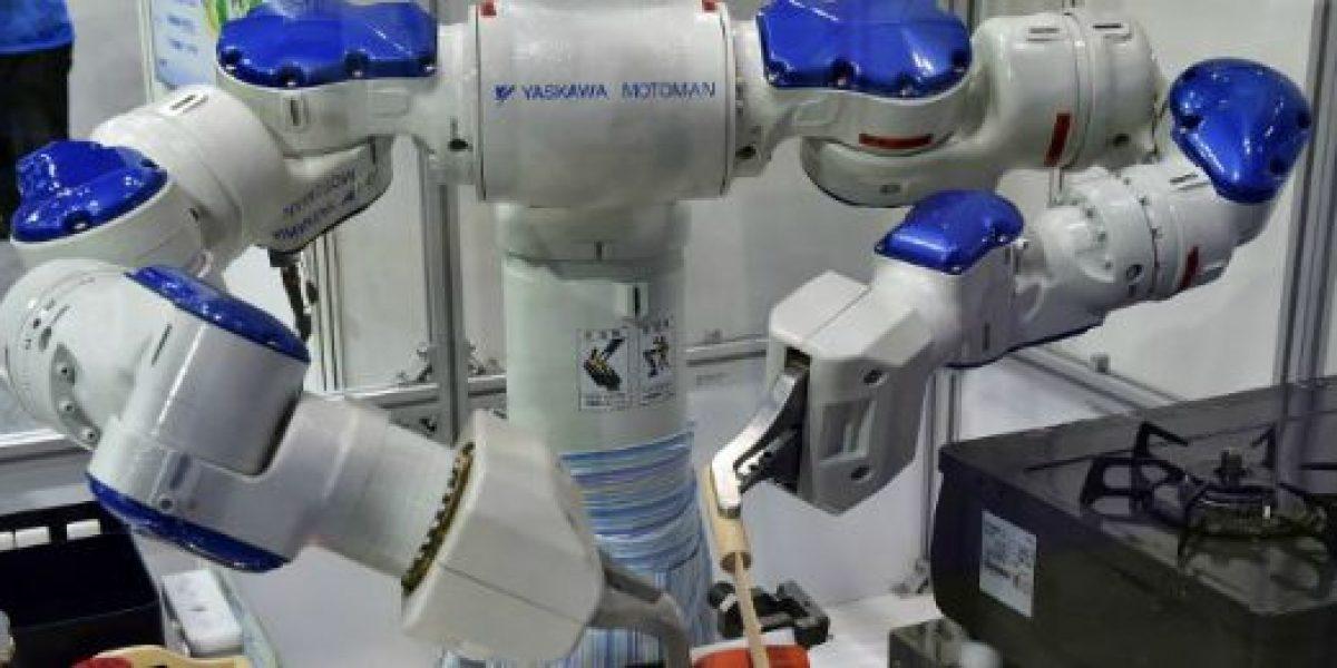 Fábrica cambia el 90% del personal por robots... adivine cómo le fue