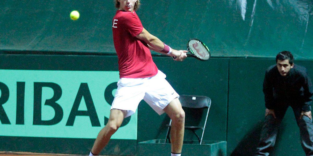 Nicolás Jarry se medirá con la élite del tenis mundial en Washington