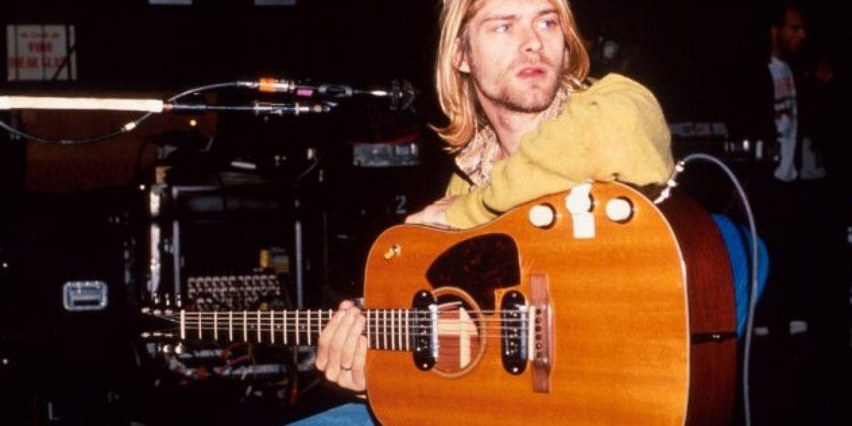 Courtney Love pelea para evitar que se publiquen las fotos de Kurt Cobain muerto
