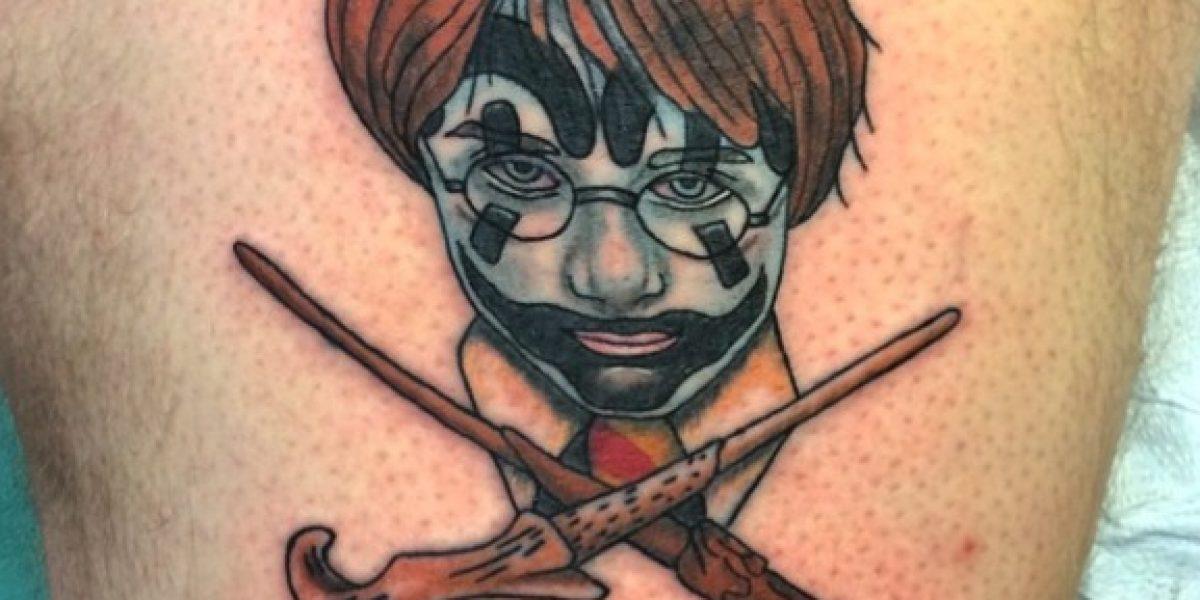 FOTOS: Este hombre se tatuó a Caitlyn Jenner en el brazo