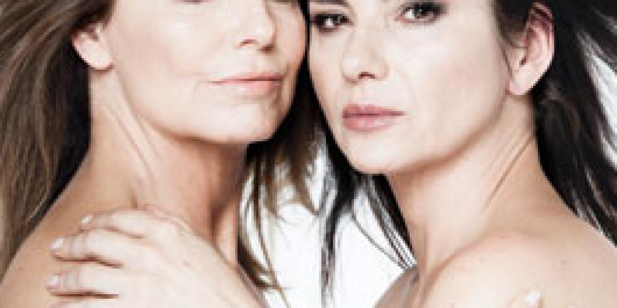 ¡Sin pudor! Viviana Nunes y Katty Ko se desnudan para revista Caras