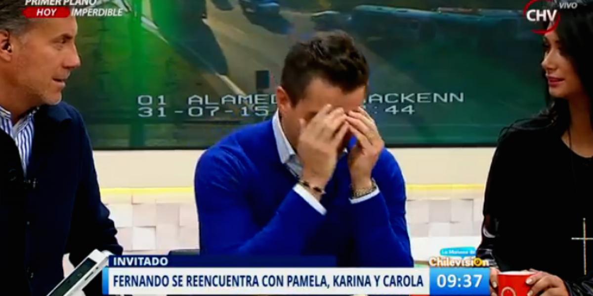 El brutal ninguneo de Carola de Moras a Fernando Solabarrieta