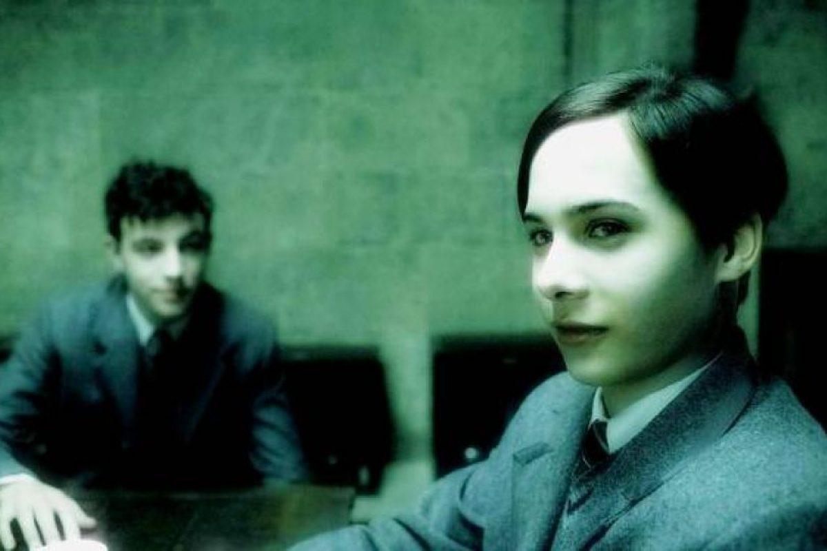 """Interpretó al joven """"Tom Riddle"""", quien se convertiría en """"Lord Voldemort"""". Foto:YouTube. Imagen Por:"""