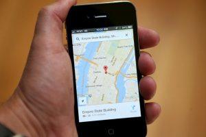 El truco solo funciona si tienen descargada la última versión de Google Maps (9.12) Foto:Getty Images. Imagen Por: