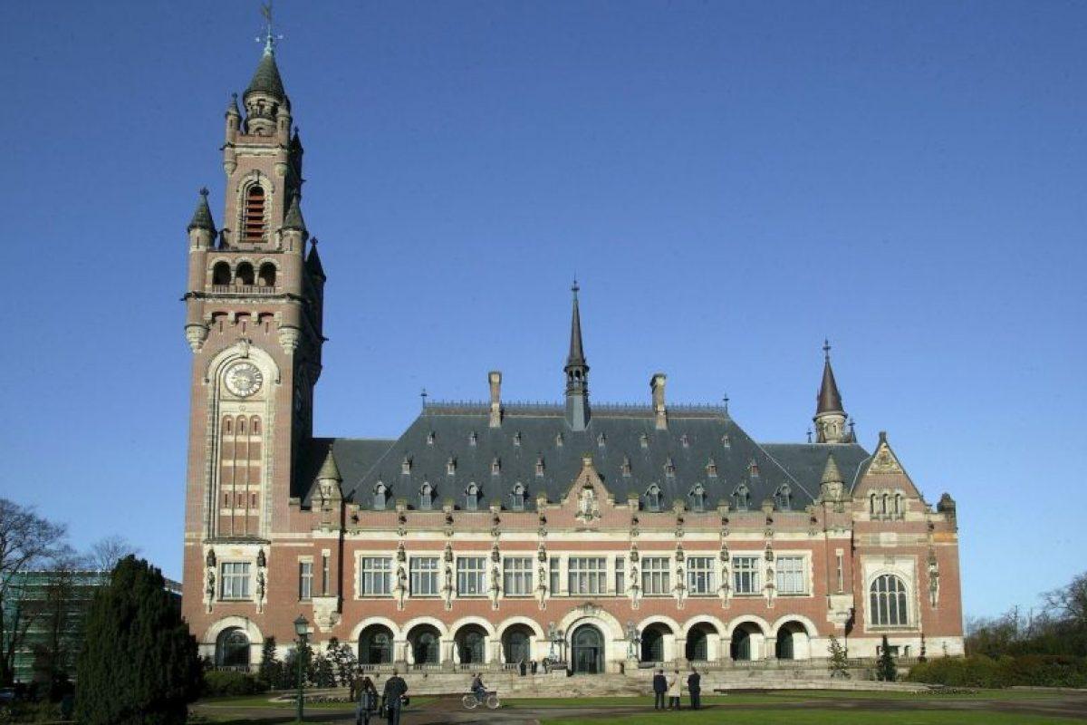 2. La Corte Internacional de Justicia es el principal órgano judicial de la Organización de las Naciones Unidas. Foto:Getty Images. Imagen Por: