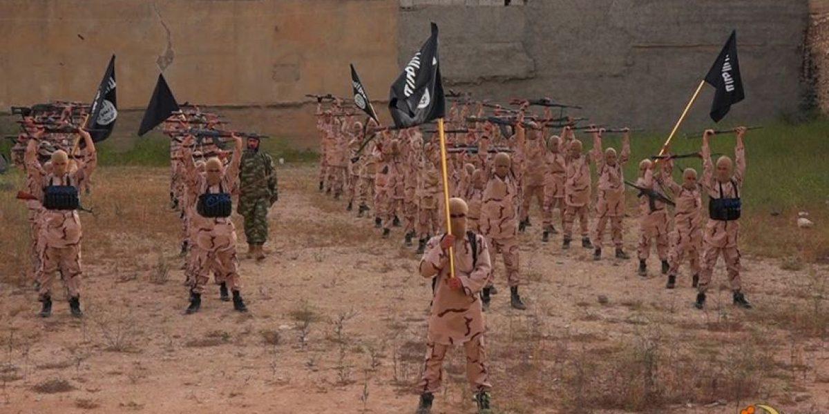 El Estado Islámico tienen miembros de más de 100 países