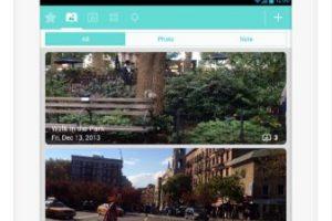 Android (Tablet) Foto:VCNC. Imagen Por: