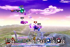 """Super Smash Bros. Brawl"" para Wii Foto:Nintendo. Imagen Por:"
