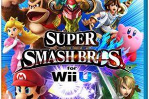 """""""Super Smash Bros."""" para Wii U y N3DS Foto:Nintendo. Imagen Por:"""