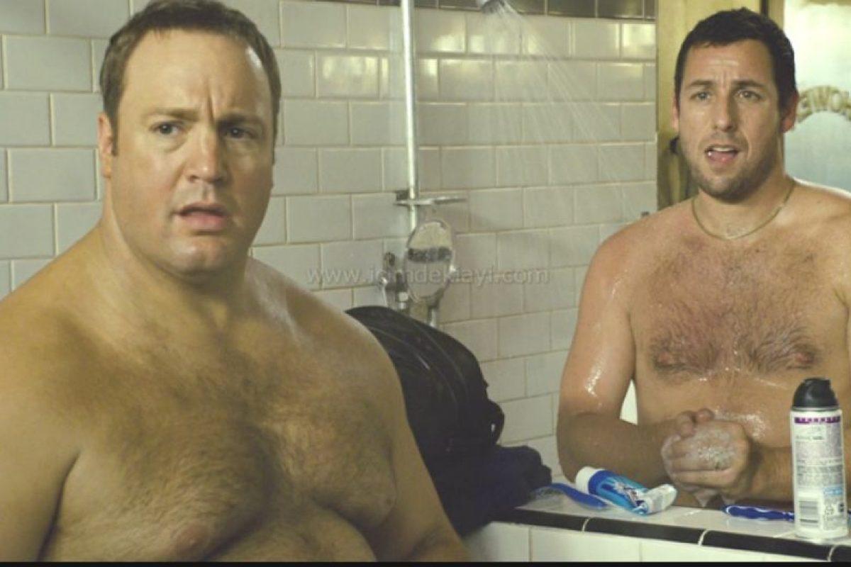 A Kevin James tampoco necesitábamos verle desnudo. Foto:vía Universal. Imagen Por: