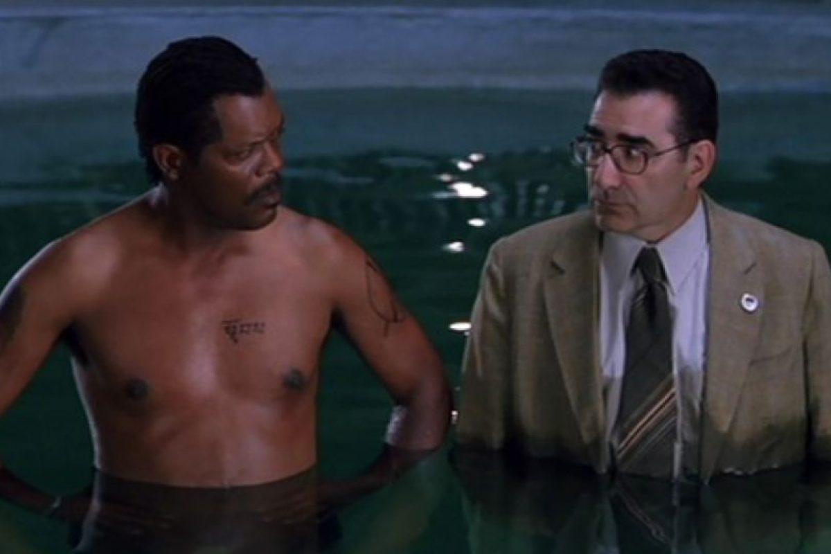 Samuel L. Jackson se ve sexy diciendo groserías. Foto:vía Paramount. Imagen Por: