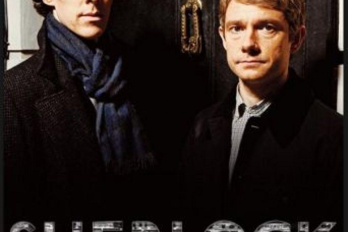 Basada en el detective ficticio de Sir Arthur Conan Doyle, Sherlock Holmes Foto:BBC. Imagen Por: