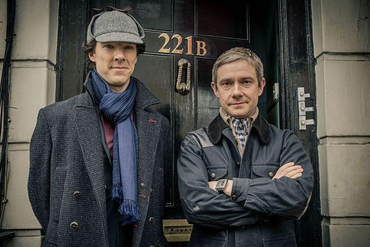 El inglés británico que se habla en la serie tiene mucho vocabulario Foto:BBC. Imagen Por: