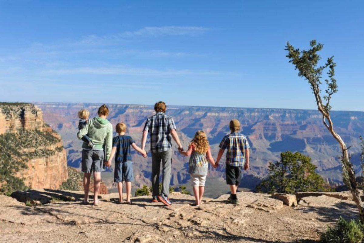 La familia vive en el estado Utah, Estados Unidos. Foto:Vía thatdadblog.com. Imagen Por: