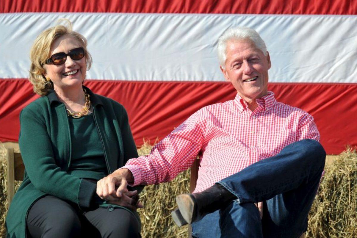 Estos documentos se hicieron públicos en la página oficial de su campaña. Foto:Getty Images. Imagen Por: