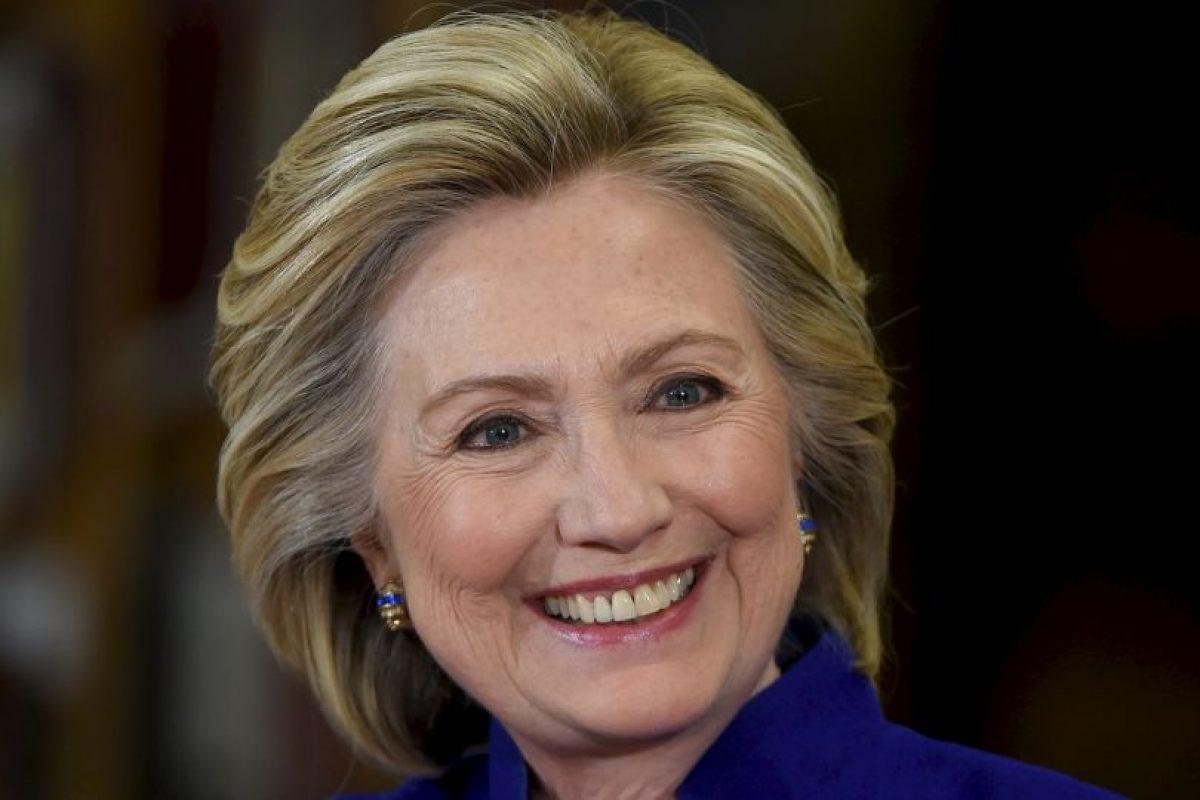 La exsecretaria de Estado declaró que ese fue el total de sus impuestos en los últimos 8 años. Foto:Getty Images. Imagen Por:
