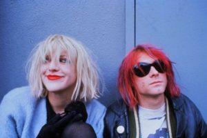 Kurt Cobain se casó con Courtney Love en 1992 Foto:IMDb. Imagen Por: