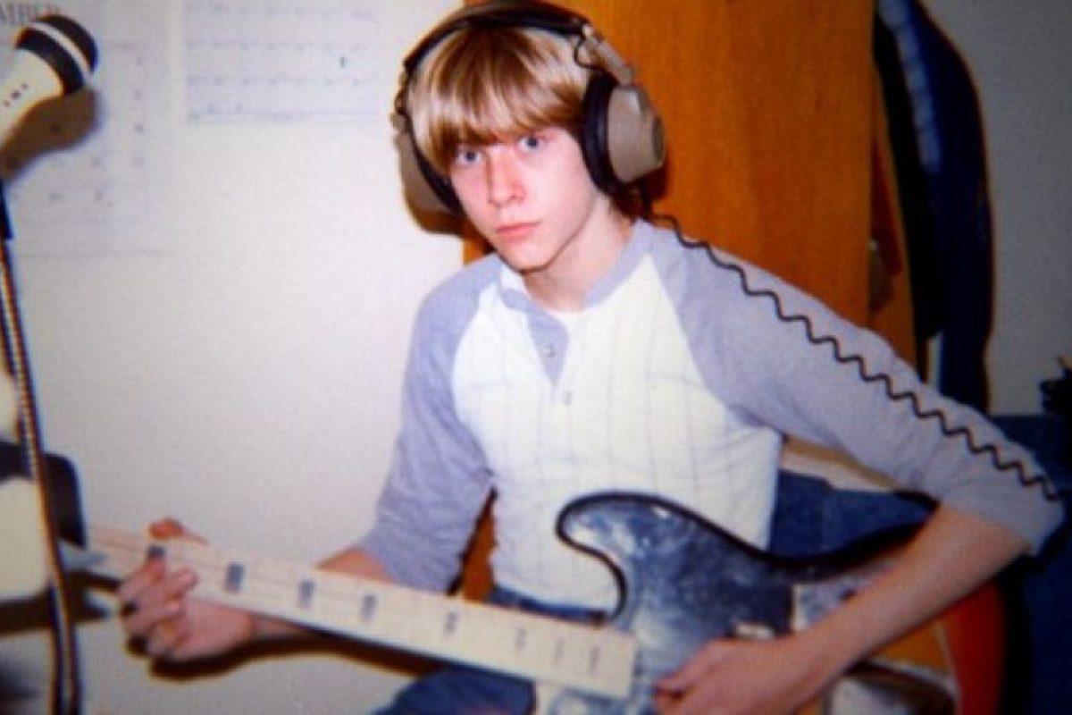 Fue conocido como el principal composidor de la banda estadounidense Nirvana. Foto:IMDb. Imagen Por: