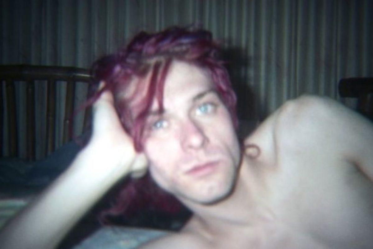 Kurt Cobain fue un músico estadounidense. Foto:IMDb. Imagen Por: