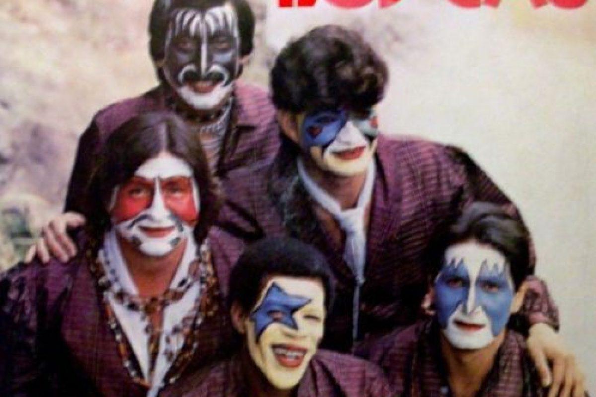 "17. ""Los Cau"". Banda tripical argentina. Foto:Tumblr. Imagen Por:"