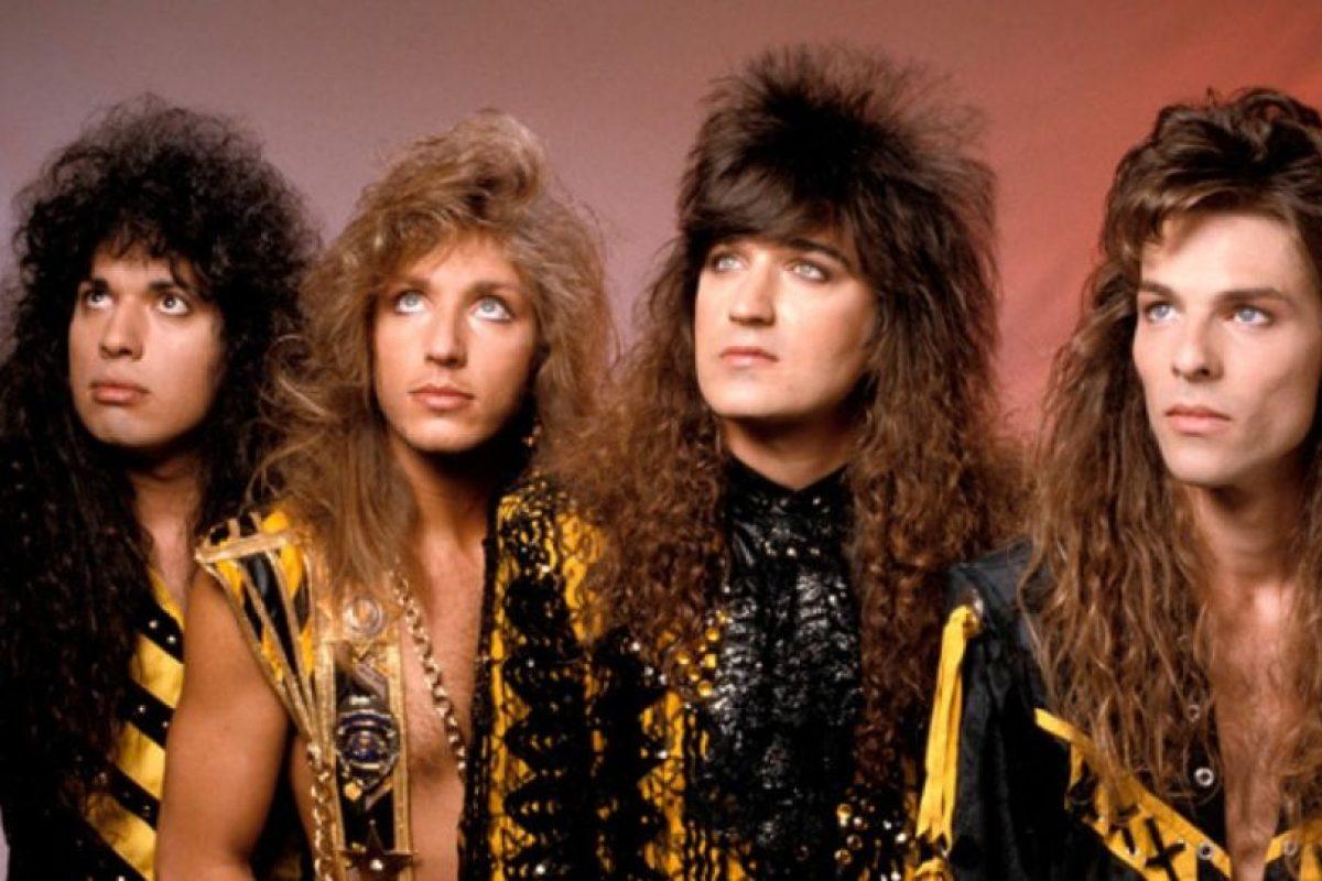 """16. """"Stryper"""" es una banda de heavy metal cristiana. Son estadounidenses. Foto:Know Your Meme. Imagen Por:"""