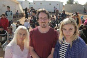 2. Este reality show llevó a sus participantes a la guerra contra ISIS Foto:Go Back To Where You Came From. Imagen Por: