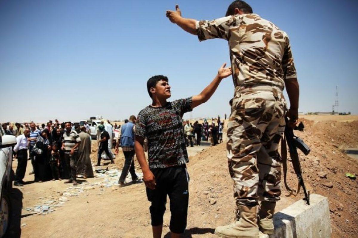Un reality show australiano que estrenó el miércoles pasado su tercera temporada expuso a sus participantes a enfrentamientos en Siria. Foto:Getty Images. Imagen Por: