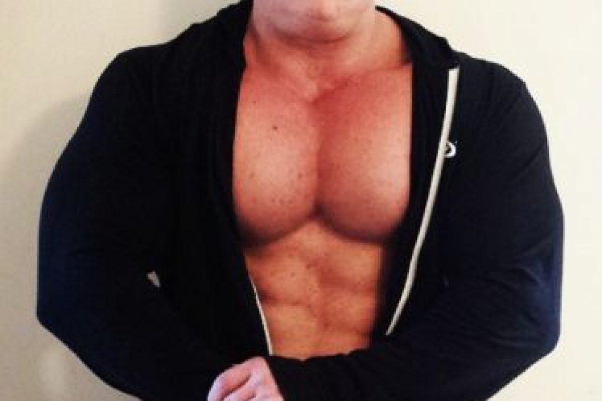 3. El exlevantador de pesas y también fisicoculturista Matthew Kroczaleski –mejor conocido como Matt Kroc– se presentó en redes sociales con su nueva apariencia tras someterse a un cambio de sexo. Ahora es Janae Kroc. Foto:Vía Instagram/@mattkroc. Imagen Por: