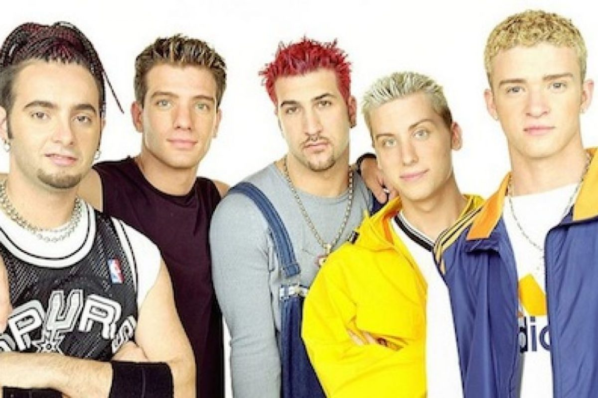 Nsync singer lance bass says his solo career flopped because he's gay