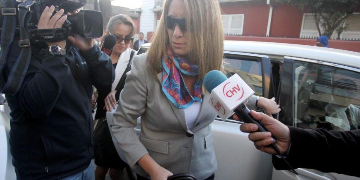 Caso Caval: Natalia Compagnon declara por segunda vez ante la Fiscalía