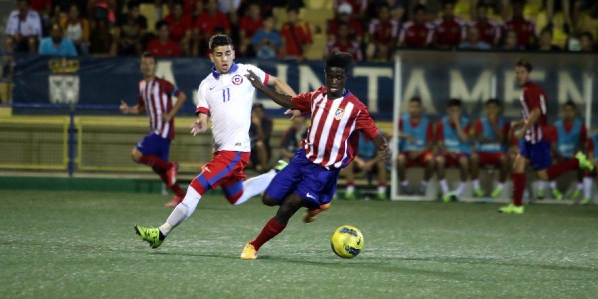 Selección sub 20 finalizó invicta la fase de grupos en el Torneo de Alcúdia