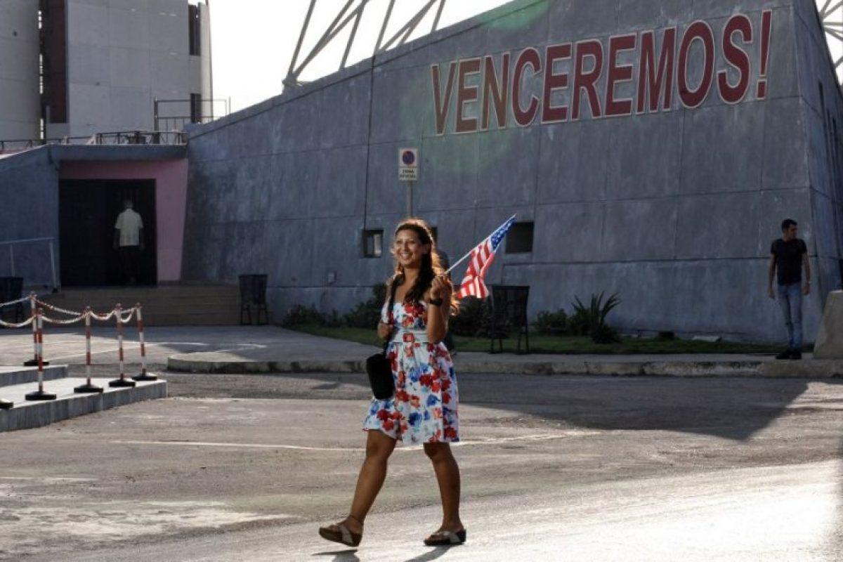 En 1977, durante el mandato del presidente Carter, los gobiernos de los Estados Unidos y Cuba firmaron un acuerdo estableciendo la apertura de la Sección de Intereses de los Estados Unidos (USINT) en La Habana y de la Sección de Intereses de Cuba en Washington DC. Foto:AFP. Imagen Por: