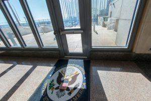 La embajada cubana en Estados Unidos se abrió el pasado 20 de julio. Foto:AFP. Imagen Por: