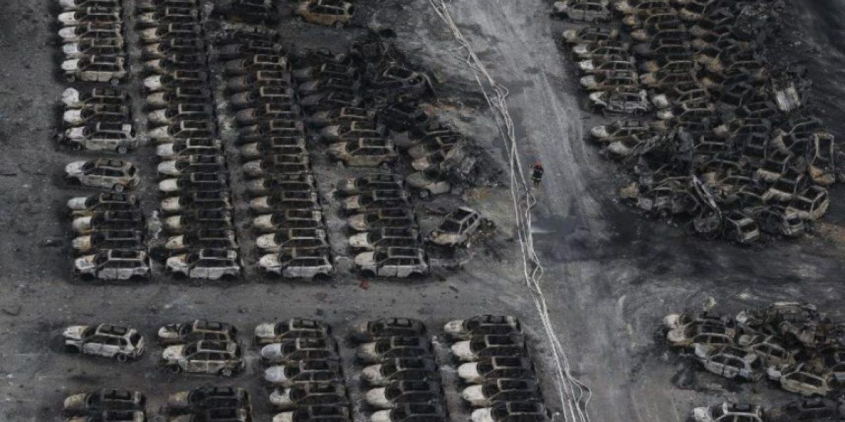 Pekín muestra su falta de transparencia tras las explosiones en Tianjin