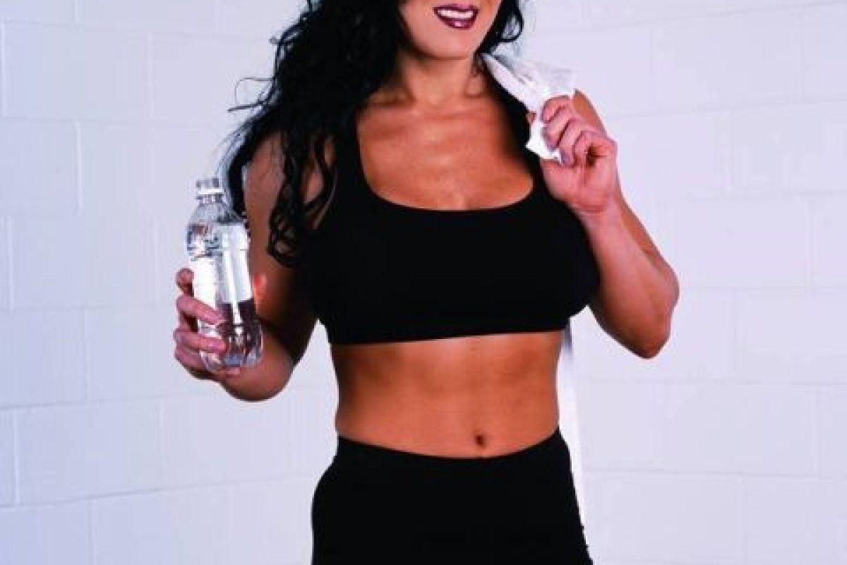 Durante su carrera en WWE, derrotó a divas como Ivory, Molly Holly, Trish Stratus y Lita. Foto:Vía facebook.com/ChynaJoanLaurer. Imagen Por:
