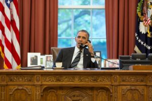 El 15 de diciembre de 2014, Barack Obama y Raúl Castro iniciaron un diálogo para restablecer relaciones diplomáticas. Foto:Getty Images. Imagen Por: