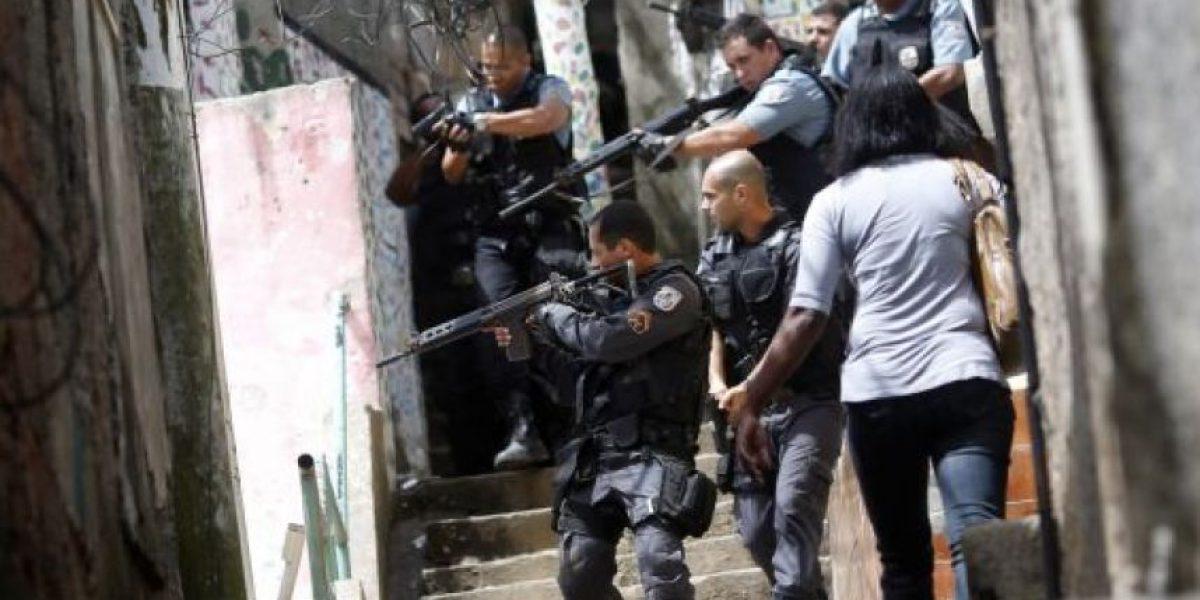 Veinte muertos en dos horas en un baño de sangre en São Paulo