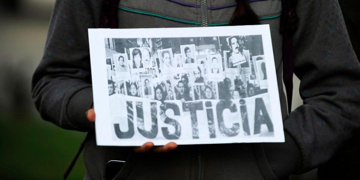 DDHH: Fernando Torres Silva se entregó para cumplir condenas
