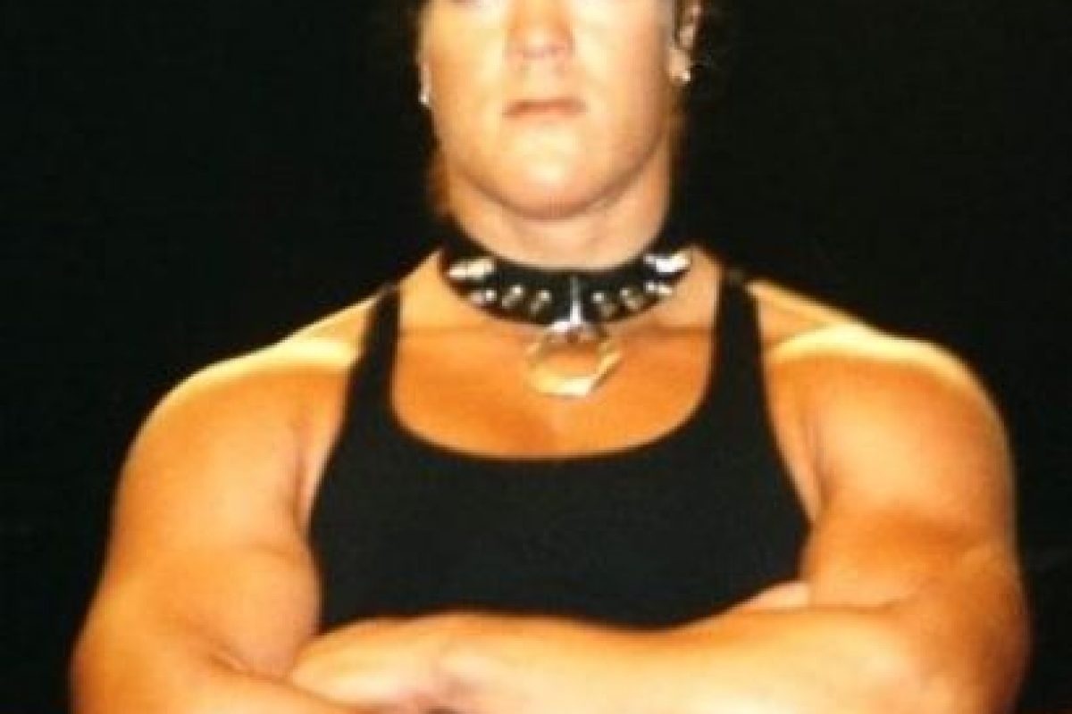 Chyna es una luchadora profesional retirada. Foto:wwe.com. Imagen Por: