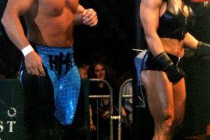 También formó parte de Total Nonstop Action Wrestling. Foto:Vía facebook.com/ChynaJoanLaurer. Imagen Por: