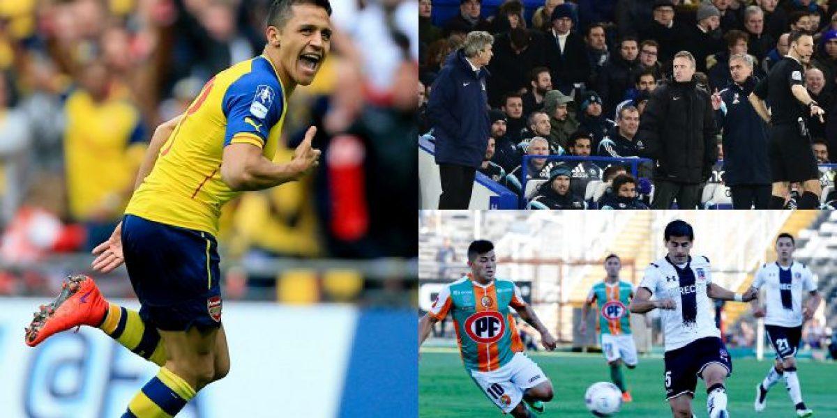 FDS por TV: Alexis vuelve en plenitud a Arsenal y Colo Colo enfrenta al campeón