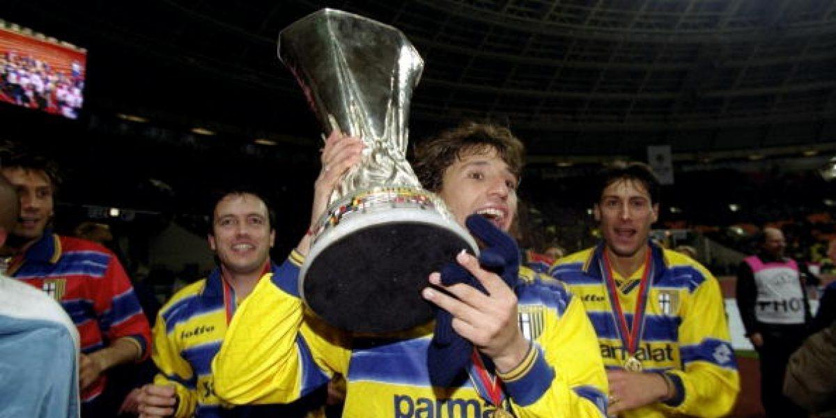 ¿Quieres alguno? Parma pone a la venta todos sus trofeos