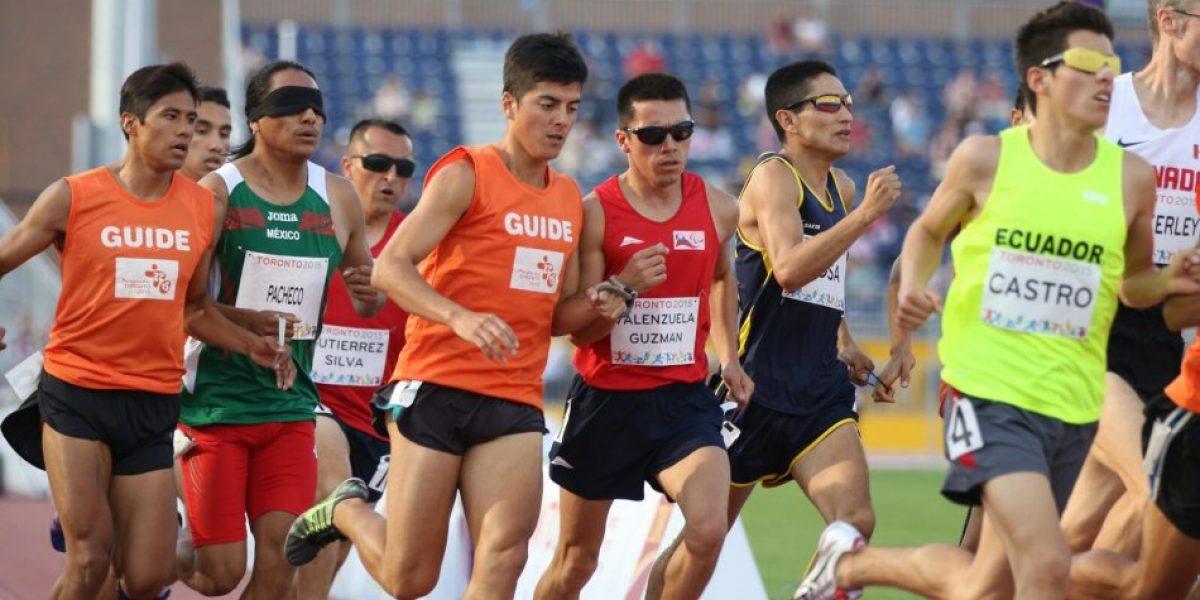 Valenzuela cerró con broche de bronce participación chilena en Toronto 2015