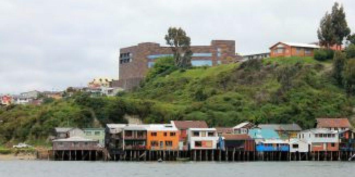Se inaugura segunda parte de polémico mall de Chiloé