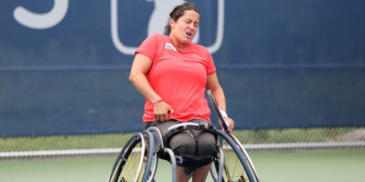 DT del tenis y lesión de Francisca Mardones: