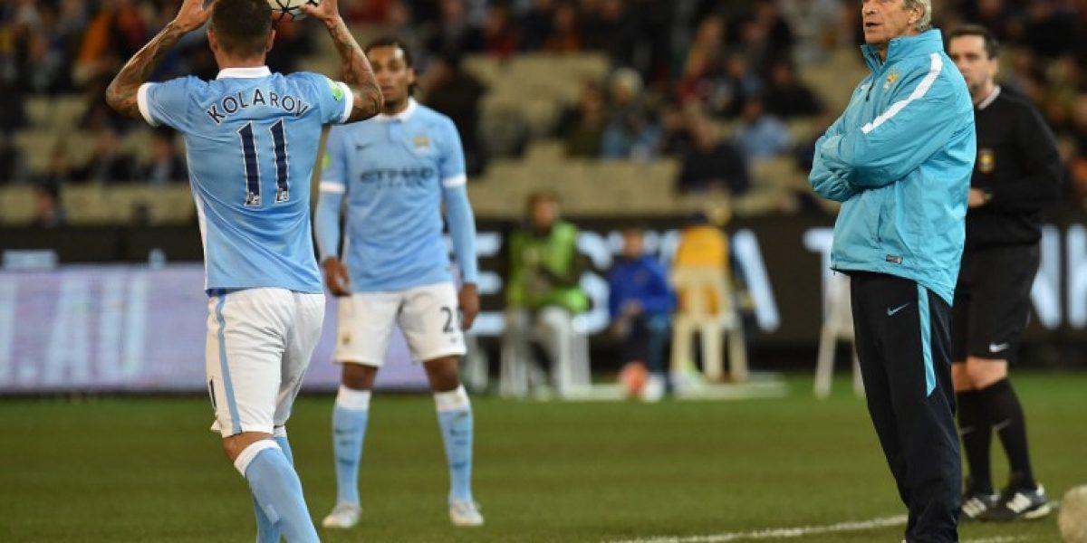 Pellegrini no quiere polémicas con Mourinho: