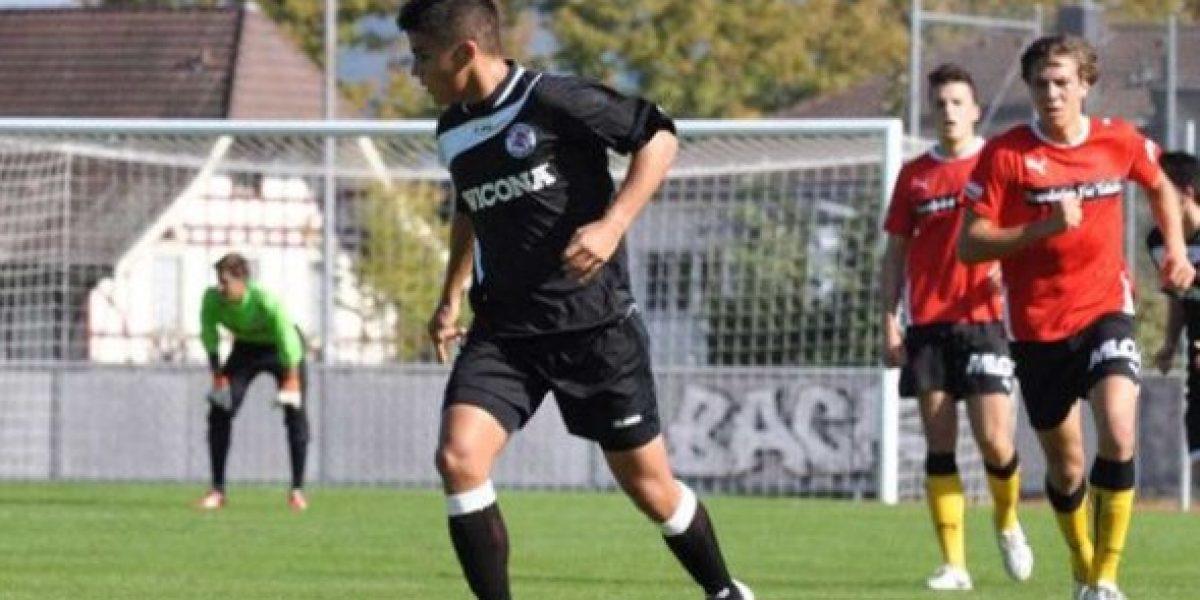 Francisco Rodríguez es la sorpresa en la nómina para el amistoso con Paraguay